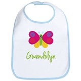 Gwendolyn The Butterfly Bib