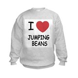 I heart jumping beans Sweatshirt