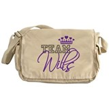 Team Wills Royal Crown Messenger Bag
