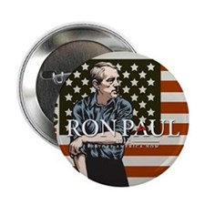 "Ron Paul 2012 2.25"" Button"