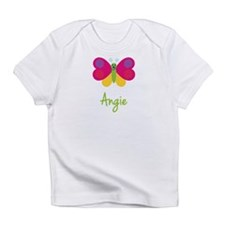 Angie The Butterfly Infant T-Shirt