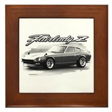 Cool Z Framed Tile