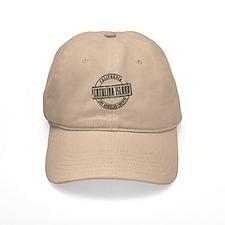 Catalina Island Title Baseball Cap