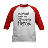 She is Fierce Shakespeare Tee