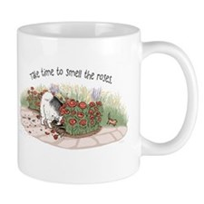 The Fuzz Butt Gardener Coffee Mug