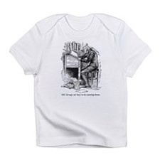 Old Scrooge Infant T-Shirt