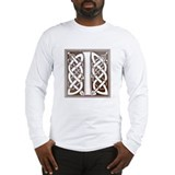 Celtic Letter I Long Sleeve T-Shirt