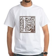 Celtic Letter E Shirt