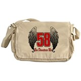 MSwingsItalian Messenger Bag