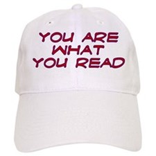You are what you read Baseball Cap