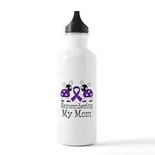 Remembering Mom Alzheimer's Water Bottle