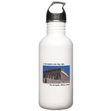 Acropolis Water Bottle