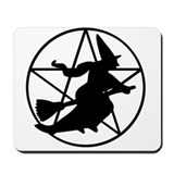 Real Witch - Mousepad