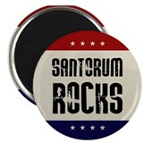 Rick Santorum Rocks 2.25&quot; Magnet (100 pack)