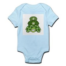 Three Turtles Infant Creeper