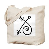 Whimsy letter X Tote Bag