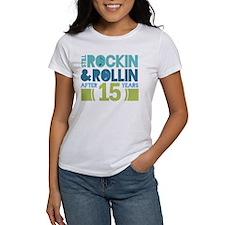 15th Anniversary Rock N Roll Tee