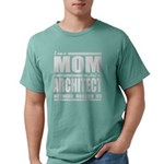 Man Of Science, Not Snuggle B Organic Men's T-Shir