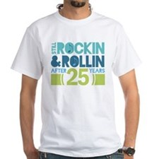 25th Anniversary Rock N Roll Shirt