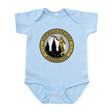Australia Adelaide LDS Missio Infant Bodysuit