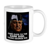 dark side Small Mug