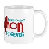 Marathon- The Pride is Forever Small Mug