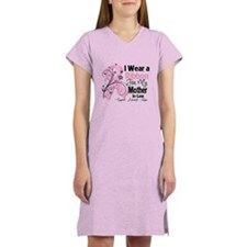 Mother-in-Law Breast Cancer Women's Nightshirt