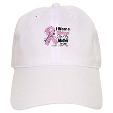 Mother-in-Law Breast Cancer Baseball Cap