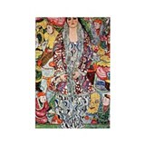 Klimt Rectangle Magnet