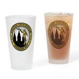 Sweden Stockholm LDS Mission Drinking Glass