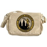Russia Samara LDS Mission Cla Messenger Bag