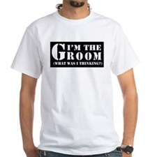 I'm the Groom (Black Design) Shirt