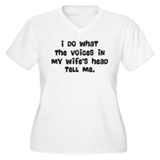 Wife's Head T-Shirt
