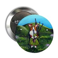 """Dressed To Kilt II 2.25"""" Button (100 pack)"""