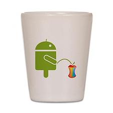 Unique Android Shot Glass