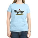 Brakel Chickens Women's Light T-Shirt