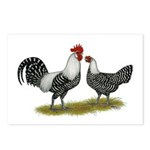 Brakel Chickens Postcards (Package of 8)