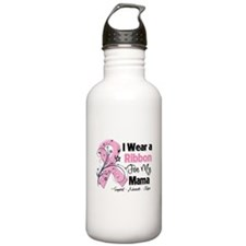 Mama Breast Cancer Water Bottle