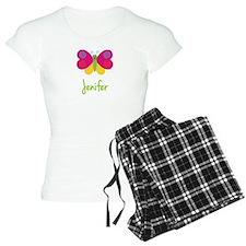Jenifer The Butterfly Pajamas
