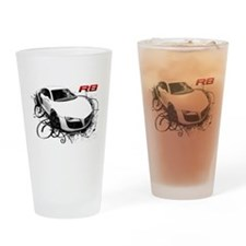 Cute V10 Drinking Glass