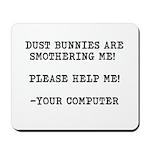 Help! Dust Bunnies!