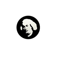 """Samuel Johnson"" Mini Button (10 pack)"