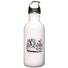 Mad Tea Party Water Bottle