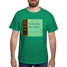 Feel the Aloha of Akua Niihau, T-Shirt