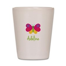 Adeline The Butterfly Shot Glass