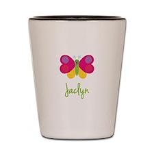 Jaclyn The Butterfly Shot Glass