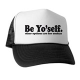 Be yourself Trucker Hat