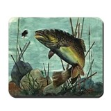 Trout Mousepad