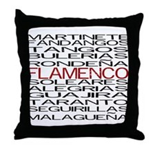 'Palos' Throw Pillow