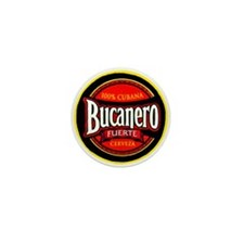 Cuba Beer Label 5 Mini Button